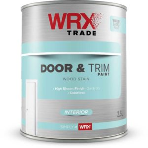WRX Trade Door & Trim Paint