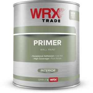 WRX Trade Primer Interior Wall Paint